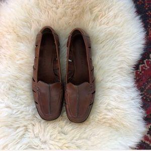 Cole Haan | Leather Vibram Flats
